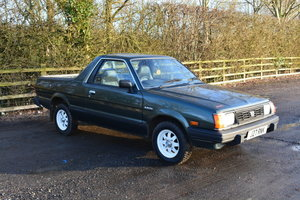 1992 Subaru BRAT 284 Pickup