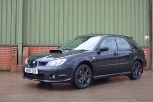 2006 Subaru Impreza WRX Wagon For Sale by Auction