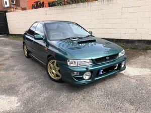 Subaru Impreza Turbo 2000 AWD Prodrive Upgrade WRX
