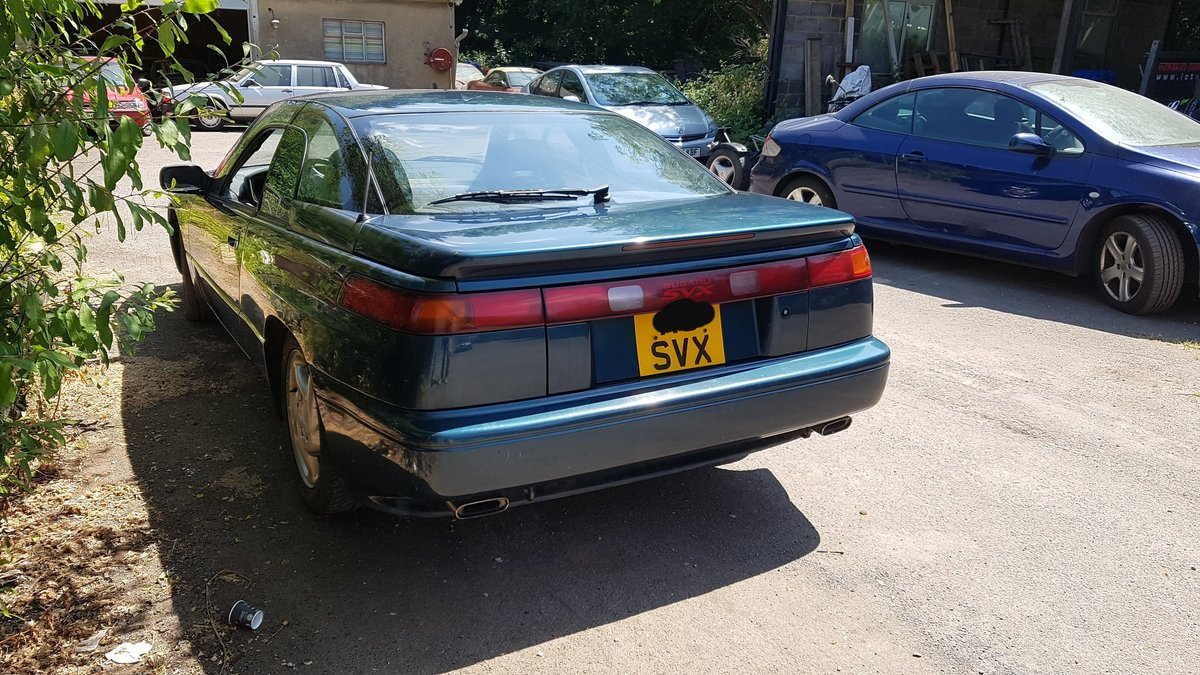 1991 LHD very rare subaru svx americn import  For Sale (picture 4 of 6)