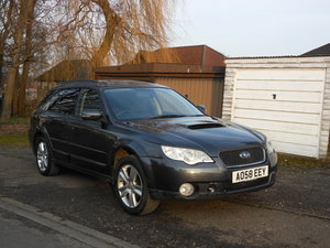 2008 Subaru Outback 2.0D R 4WD Boxer Diesel  SOLD