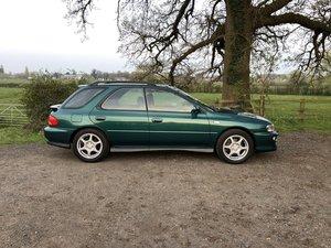 2001 Subaru Impreza Turbo Estate Rare Low Mileage