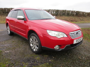 Picture of 2008 Subaru Outback Urban Automatic SOLD