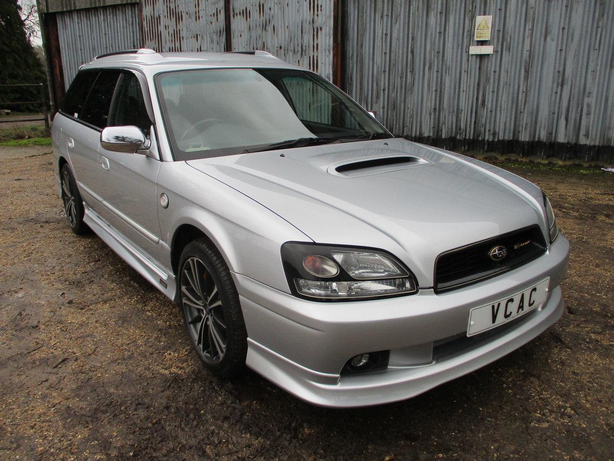 2002 Subaru legacy GTB turbo E Tune 11 Automatic  SOLD (picture 1 of 6)