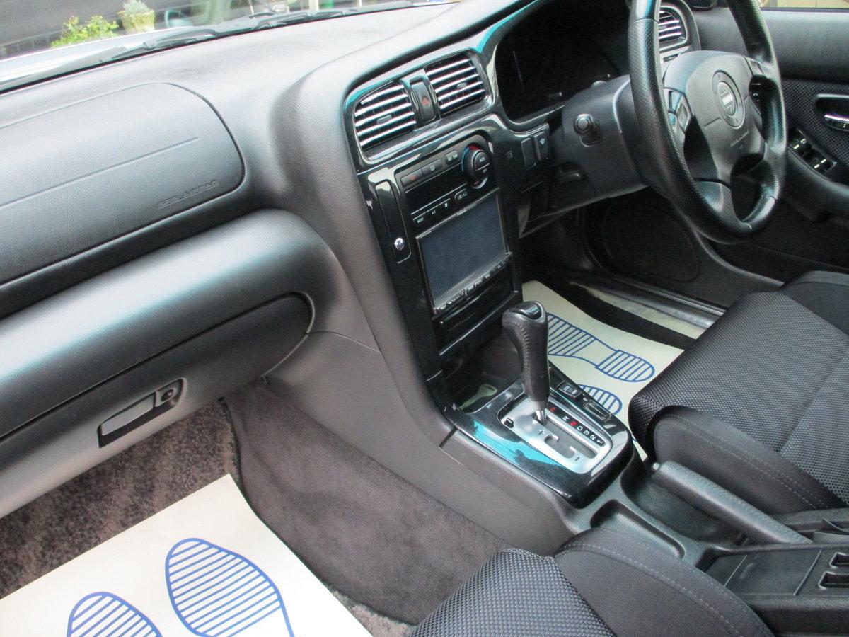 2002 Subaru legacy GTB turbo E Tune 11 Automatic  SOLD (picture 5 of 6)