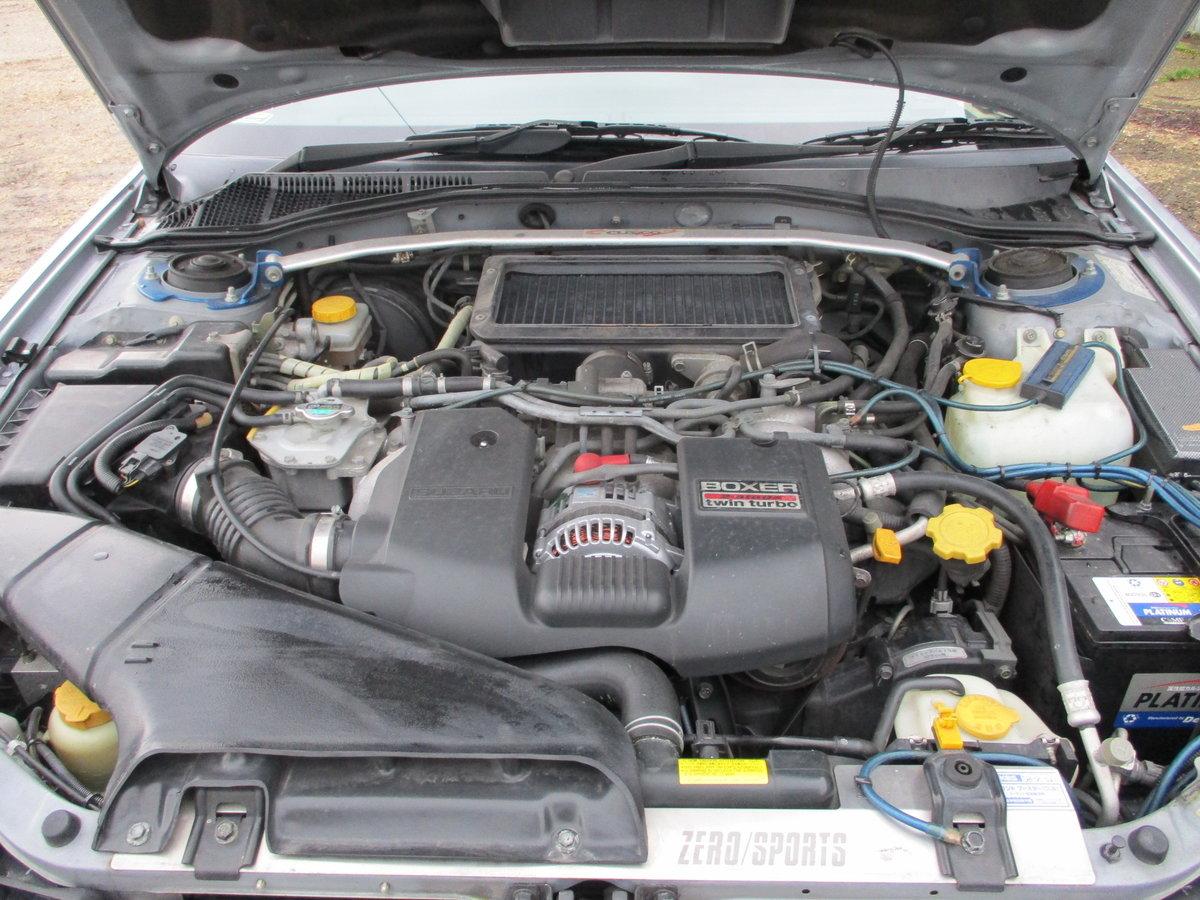 2002 Subaru legacy GTB turbo E Tune 11 Automatic  SOLD (picture 6 of 6)