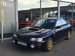 1996 Subaru Impreza Series Mcrae For Sale