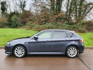 2008 Subaru Impreza RX.. 5 Door Hatch.. Top Spec.. Sat Nav.. FSH For Sale