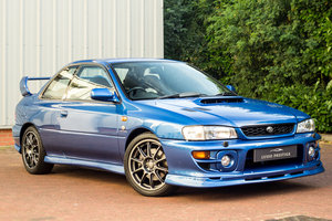 2000 Subaru Impreza P1 - 1 Owner - Immaculate History For Sale