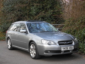 2006 Subaru Legacy 3.0 R Spec B H6 Auto Sports Tourer SOLD