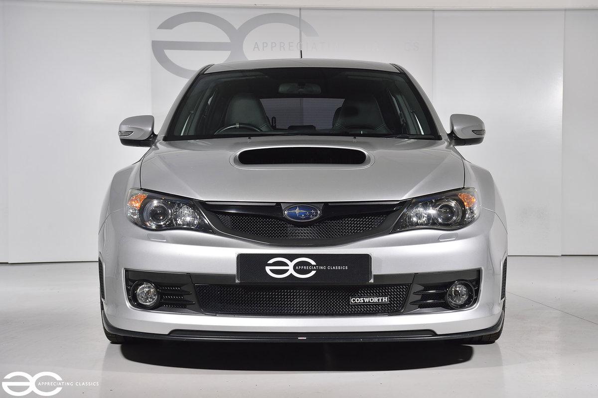 2012 Subaru Impreza CS400 Cosowrth - 25K Miles - 75 Worldwide SOLD (picture 1 of 6)