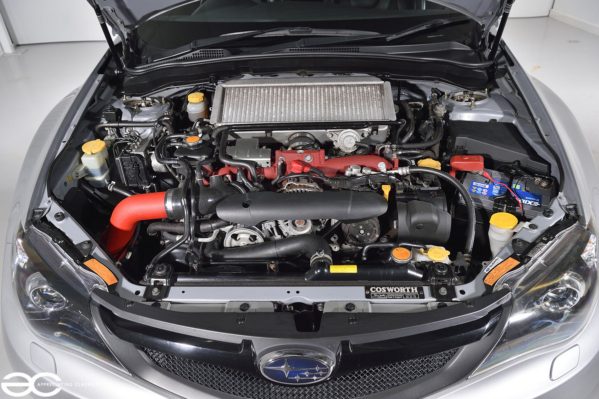 2012 Subaru Impreza CS400 Cosowrth - 25K Miles - 75 Worldwide SOLD (picture 6 of 6)