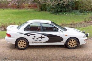 1993 Subaru WRX Type RA