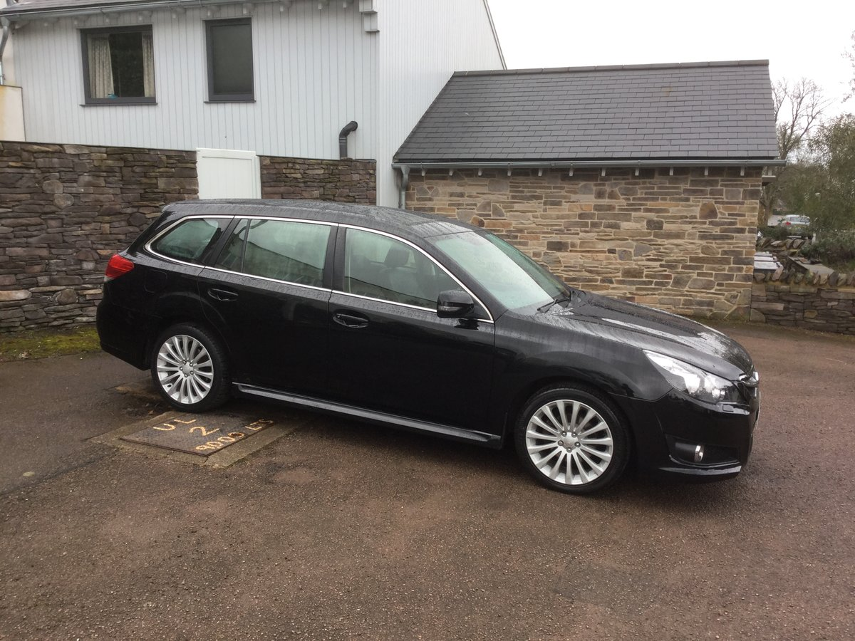 2012 Legacy 2.5i SE Sports Tourer - Low Mileage! For Sale (picture 1 of 6)
