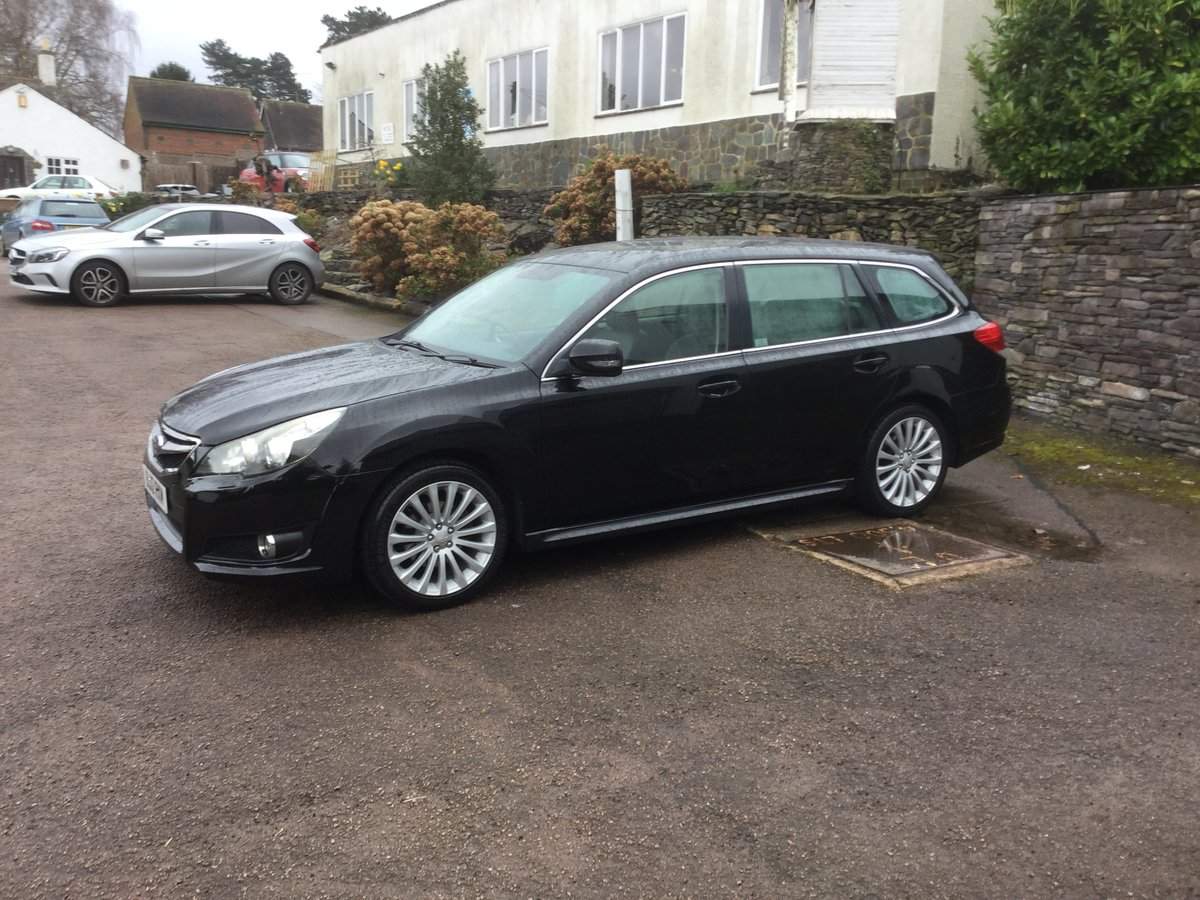 2012 Legacy 2.5i SE Sports Tourer - Low Mileage! SOLD (picture 3 of 6)