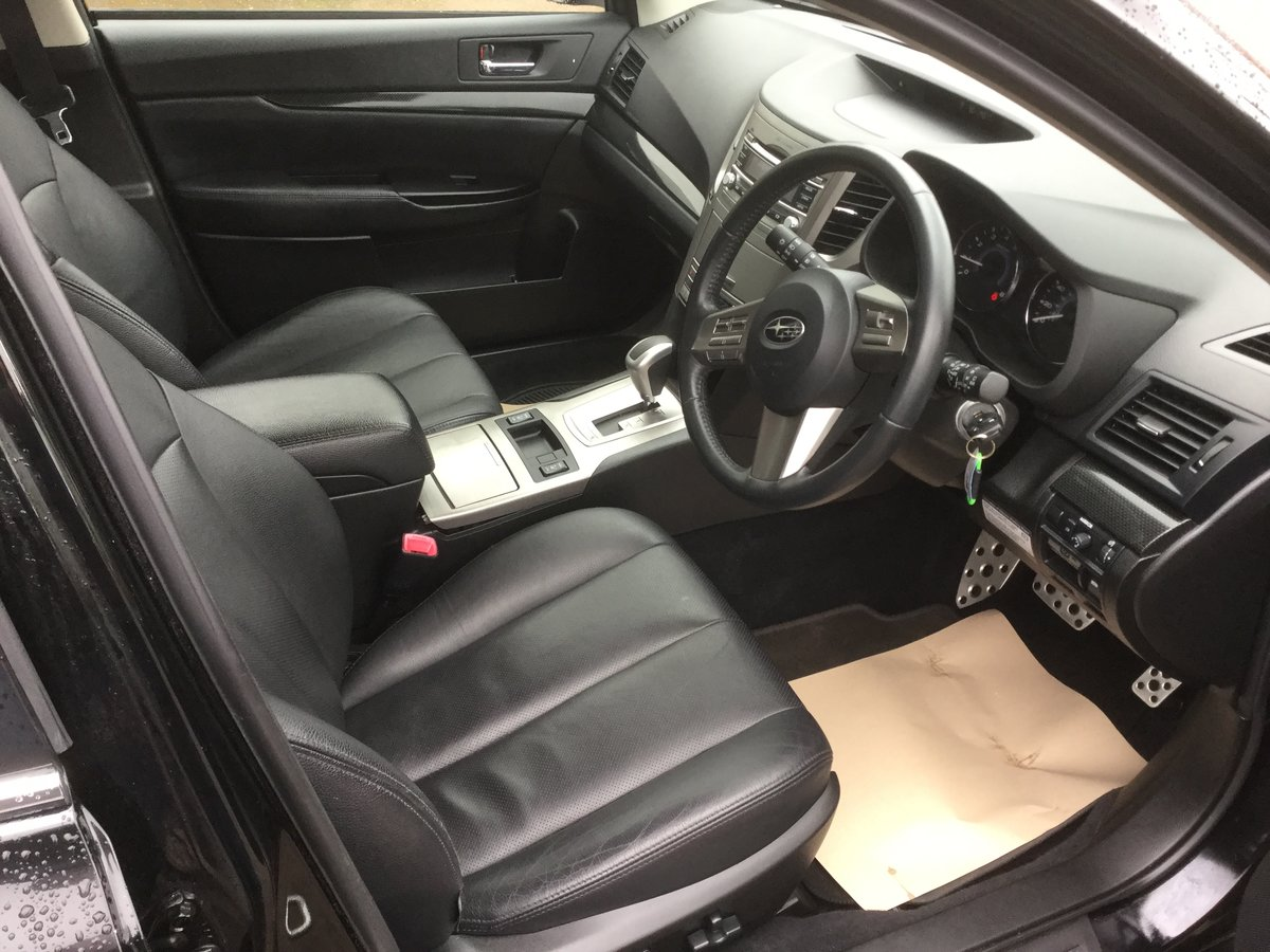 2012 Legacy 2.5i SE Sports Tourer - Low Mileage! For Sale (picture 5 of 6)