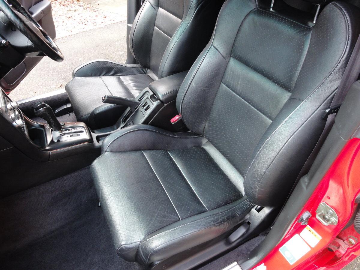2002 Subaru Legacy Blitzen Twin Turbo Estate For Sale (picture 5 of 6)