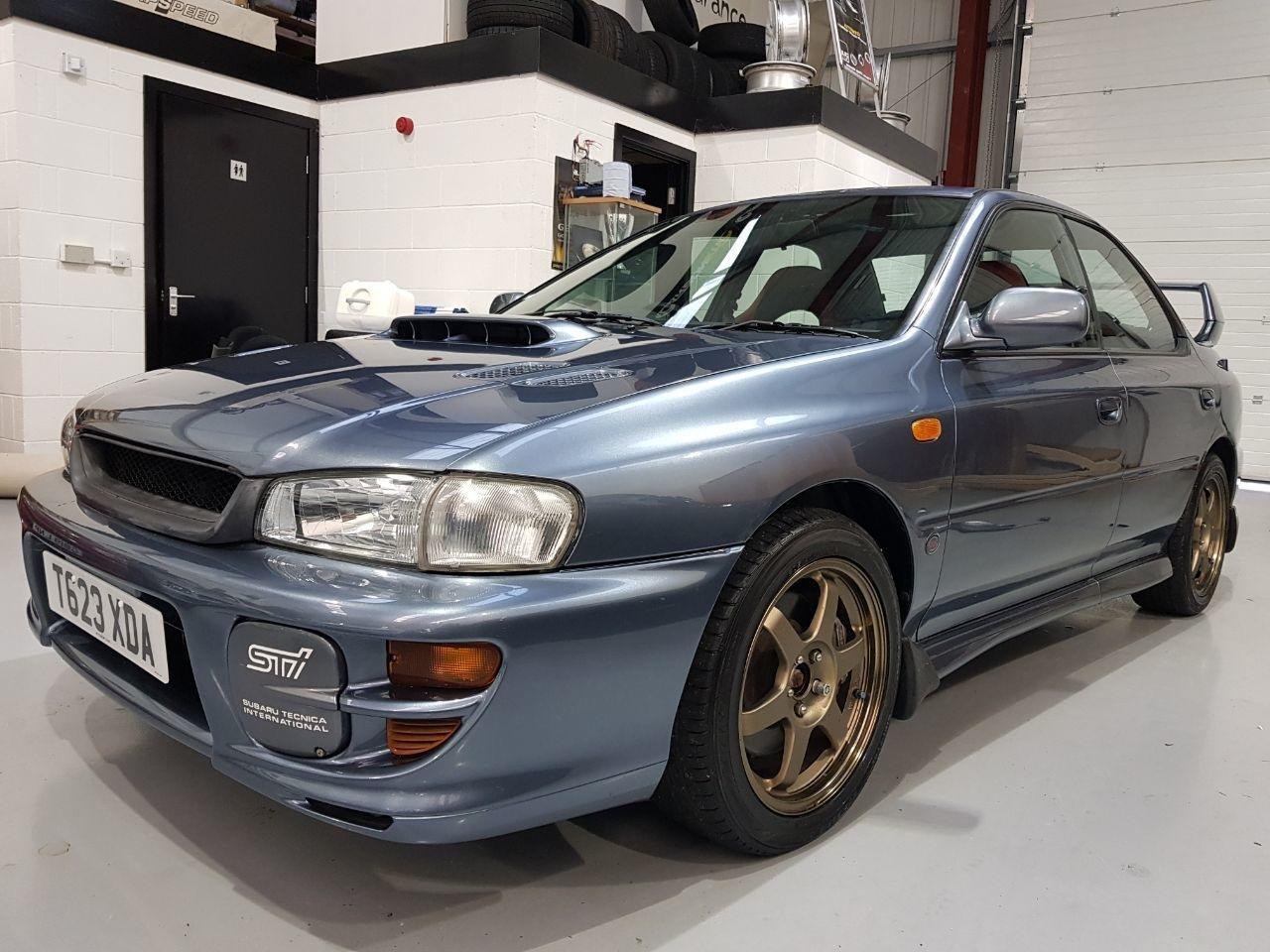 1998 Subaru Impreza 2.0 WRX STI Version 6 - GC8 For Sale (picture 1 of 5)