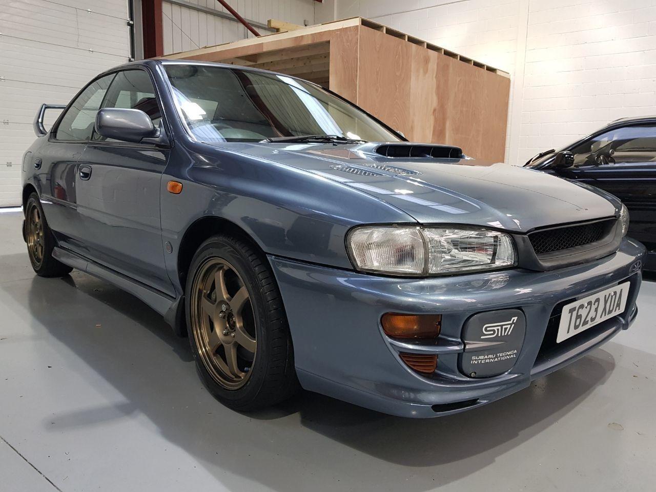 1998 Subaru Impreza 2.0 WRX STI Version 6 - GC8 For Sale (picture 2 of 5)