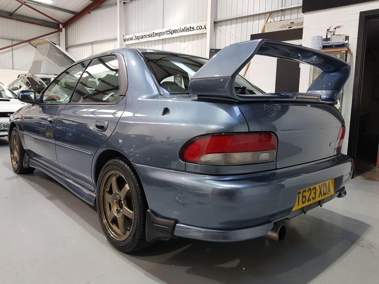 1998 Subaru Impreza 2.0 WRX STI Version 6 - GC8 For Sale (picture 3 of 5)