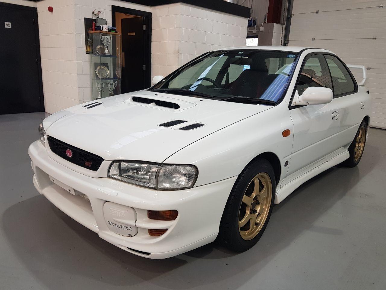 1998 Subaru Impreza 2.0 WRX STI Version 5 - GC8 For Sale (picture 1 of 6)