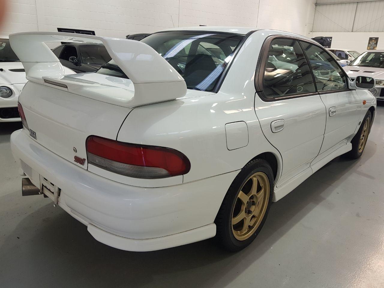 1998 Subaru Impreza 2.0 WRX STI Version 5 - GC8 For Sale (picture 2 of 6)