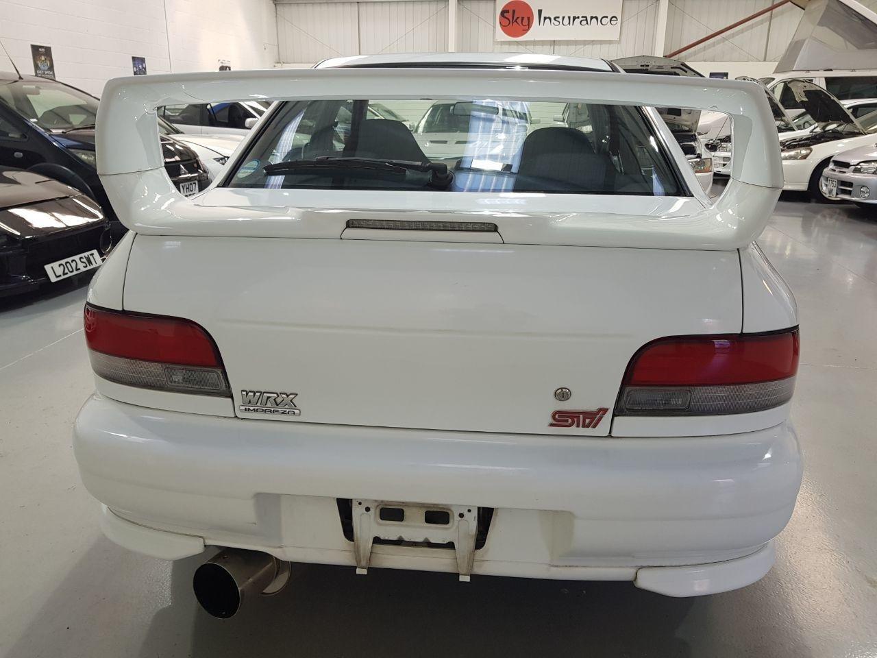 1998 Subaru Impreza 2.0 WRX STI Version 5 - GC8 For Sale (picture 3 of 6)