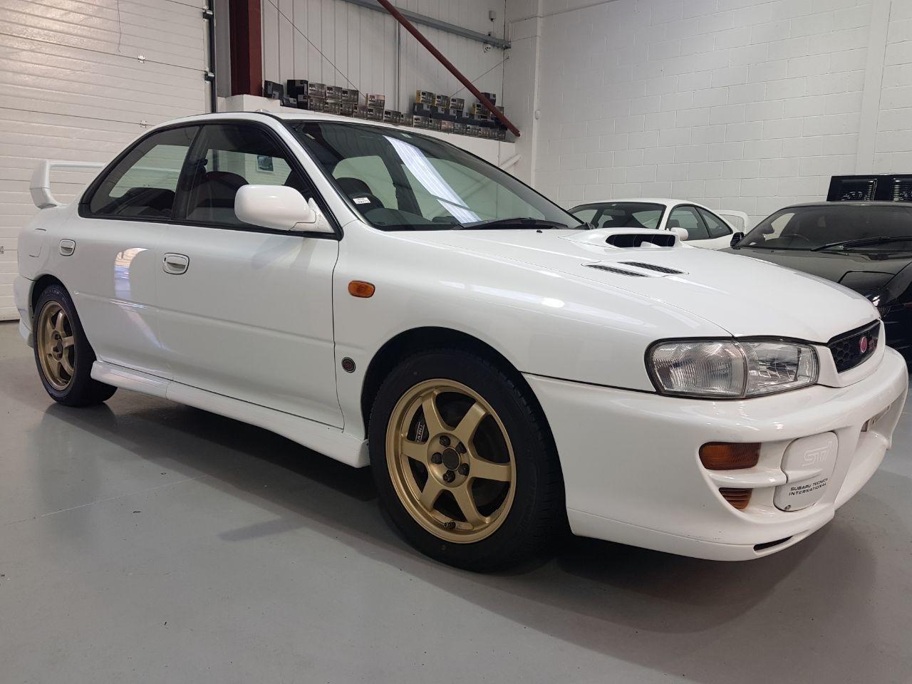 1998 Subaru Impreza 2.0 WRX STI Version 5 - GC8 For Sale (picture 6 of 6)
