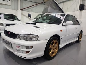 1998 Subaru Impreza 2.0 STI Type R Version 5 GC8 - 14984 MILES