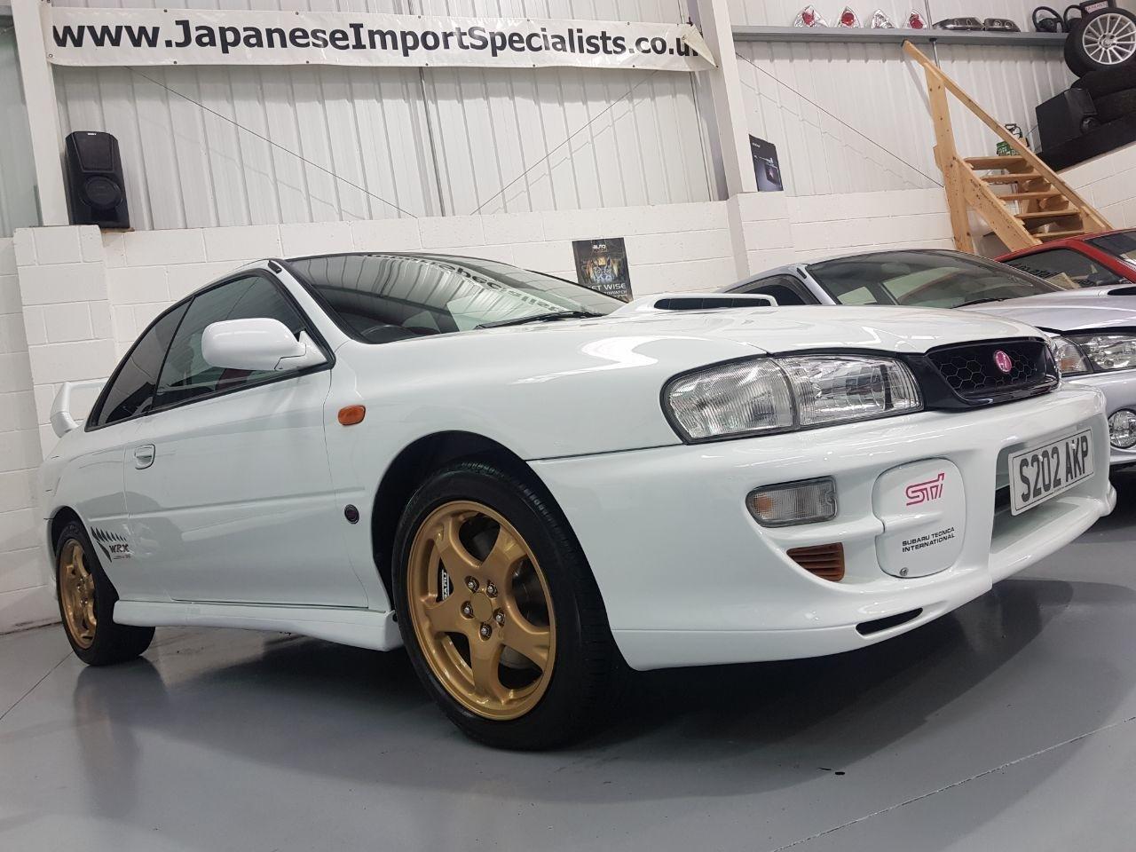 1998 Subaru Impreza 2.0 STI Type R Version 5 GC8 - 14984 MILES For Sale (picture 3 of 6)