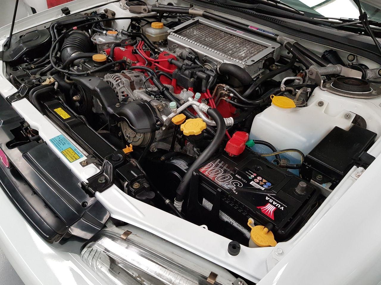 1998 Subaru Impreza 2.0 STI Type R Version 5 GC8 - 14984 MILES For Sale (picture 6 of 6)