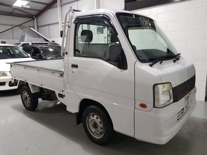 2007 Subaru Sambar 0.7 Mini PickUp 4x4