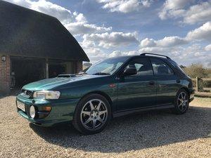1999 Subaru Impreza Turbo 2000 Estate