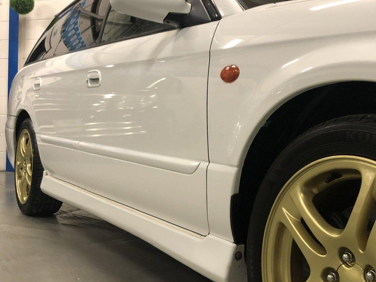 1998 SUBARU LEGACY BH5 TOURING WAGON 2.0 GTB e-TUNE 4WD Auto For Sale (picture 4 of 6)