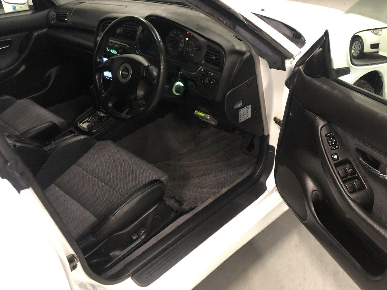 1998 SUBARU LEGACY BH5 TOURING WAGON 2.0 GTB e-TUNE 4WD Auto For Sale (picture 6 of 6)