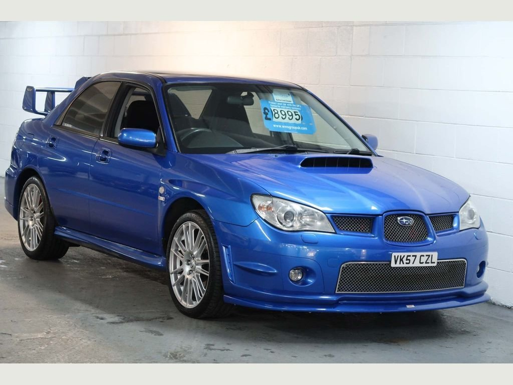 2007 Subaru Impreza GB270 Uk Car Pro Drive Pack For Sale (picture 1 of 6)