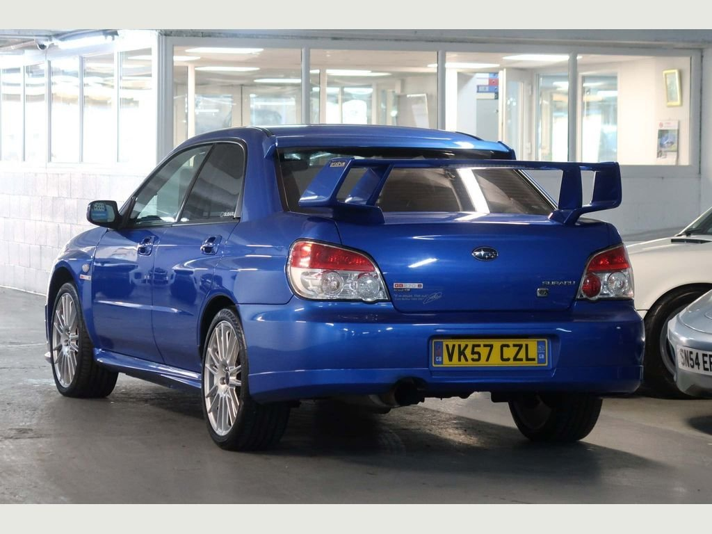 2007 Subaru Impreza GB270 Uk Car Pro Drive Pack For Sale (picture 2 of 6)