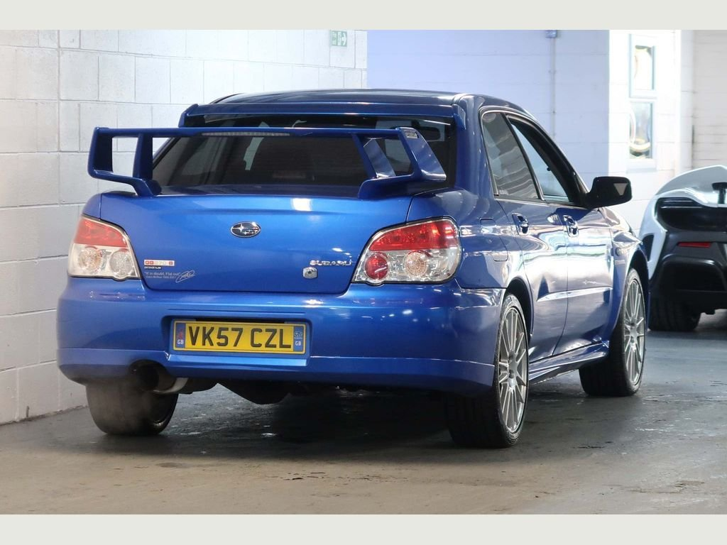 2007 Subaru Impreza GB270 Uk Car Pro Drive Pack For Sale (picture 3 of 6)