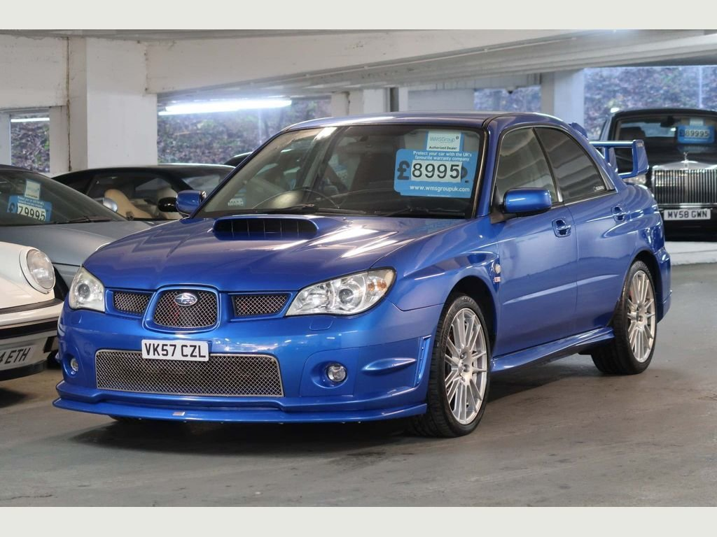 2007 Subaru Impreza GB270 Uk Car Pro Drive Pack For Sale (picture 4 of 6)