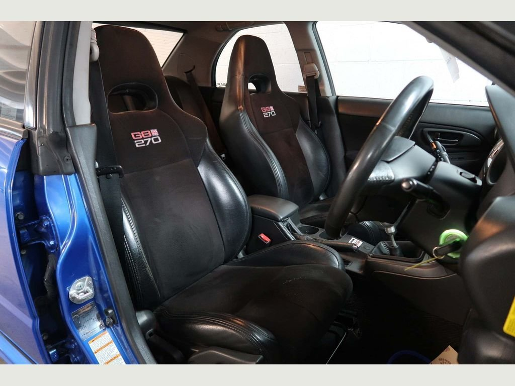 2007 Subaru Impreza GB270 Uk Car Pro Drive Pack For Sale (picture 5 of 6)