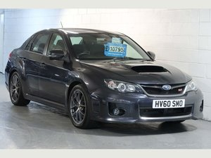 2012 Subaru Wrx Sti 2.5 STI Type UK AWD 4dr 52K