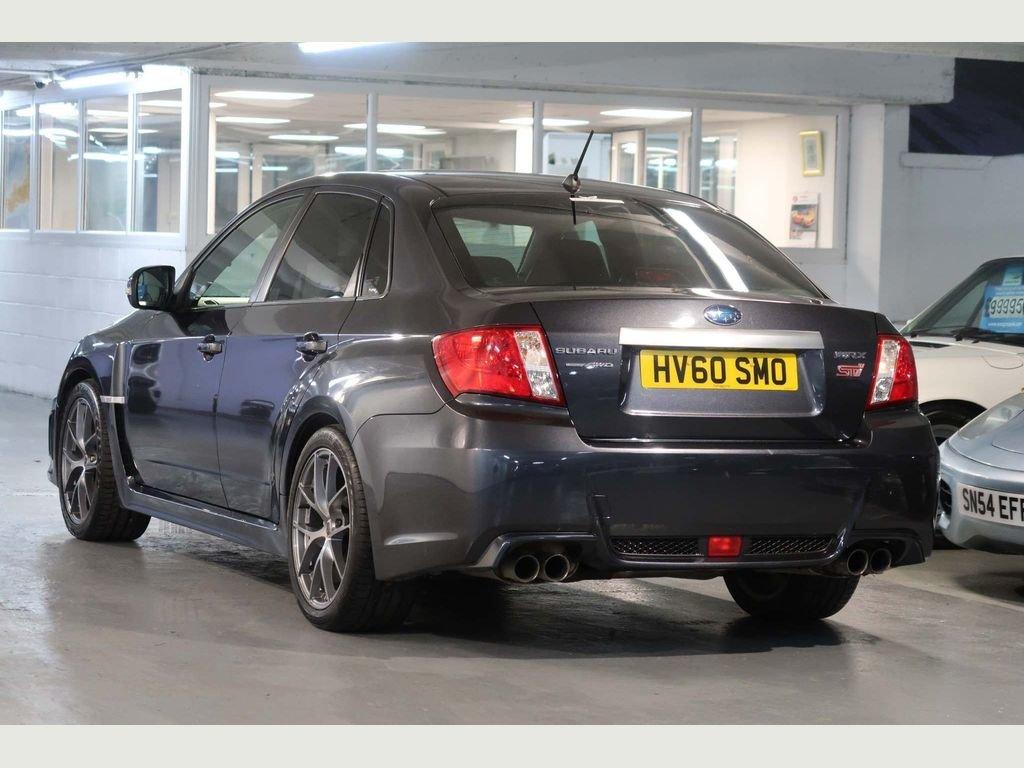 2012 Subaru Wrx Sti 2.5 STI Type UK AWD 4dr 52K  For Sale (picture 2 of 6)