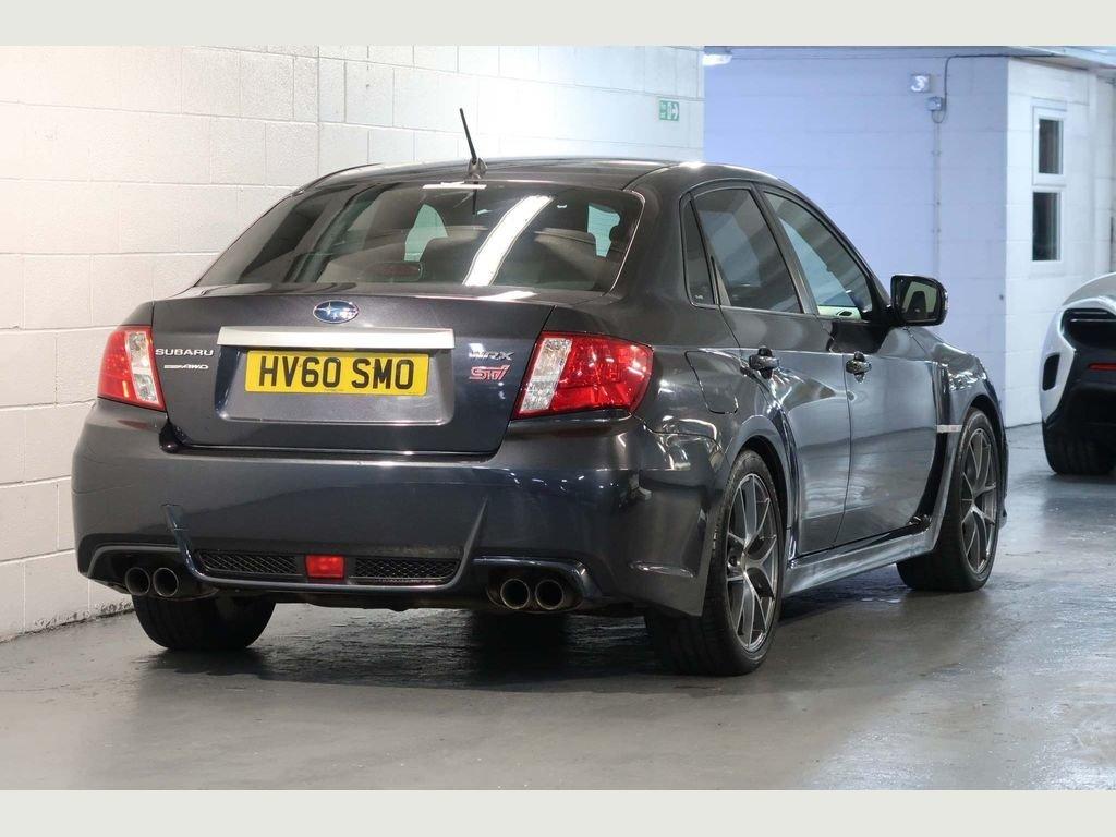 2012 Subaru Wrx Sti 2.5 STI Type UK AWD 4dr 52K  For Sale (picture 3 of 6)