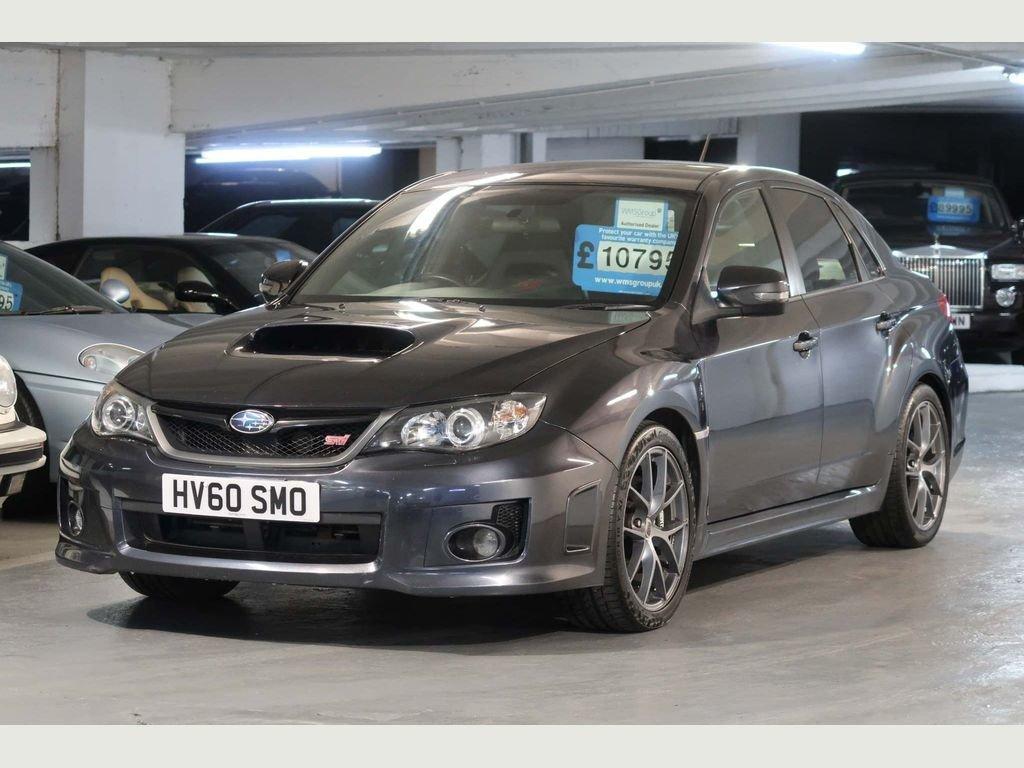 2012 Subaru Wrx Sti 2.5 STI Type UK AWD 4dr 52K  For Sale (picture 4 of 6)