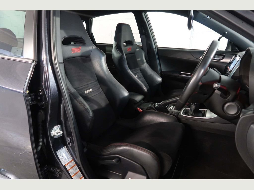 2012 Subaru Wrx Sti 2.5 STI Type UK AWD 4dr 52K  For Sale (picture 5 of 6)