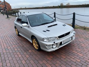 Subaru Impreza Turbo Saloon