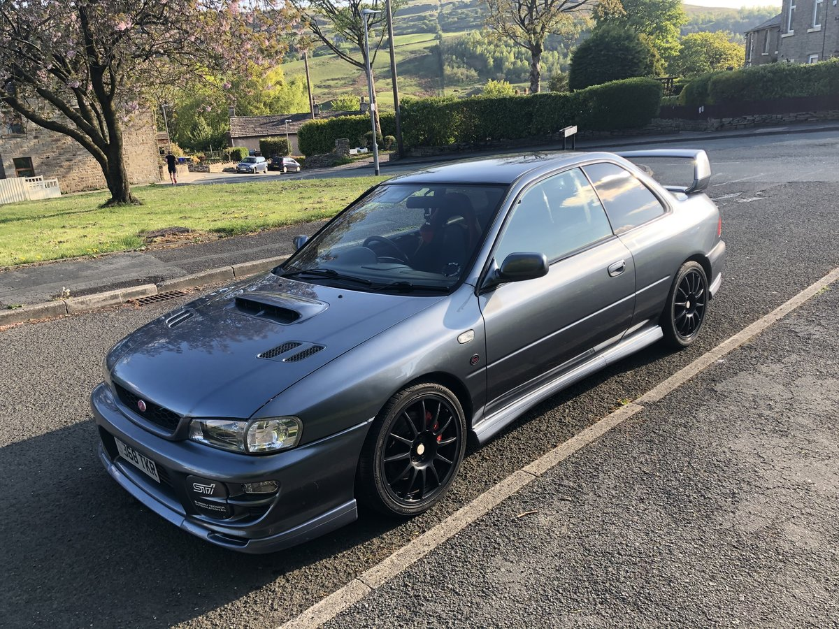 1998 Impreza Type R For Sale (picture 1 of 6)