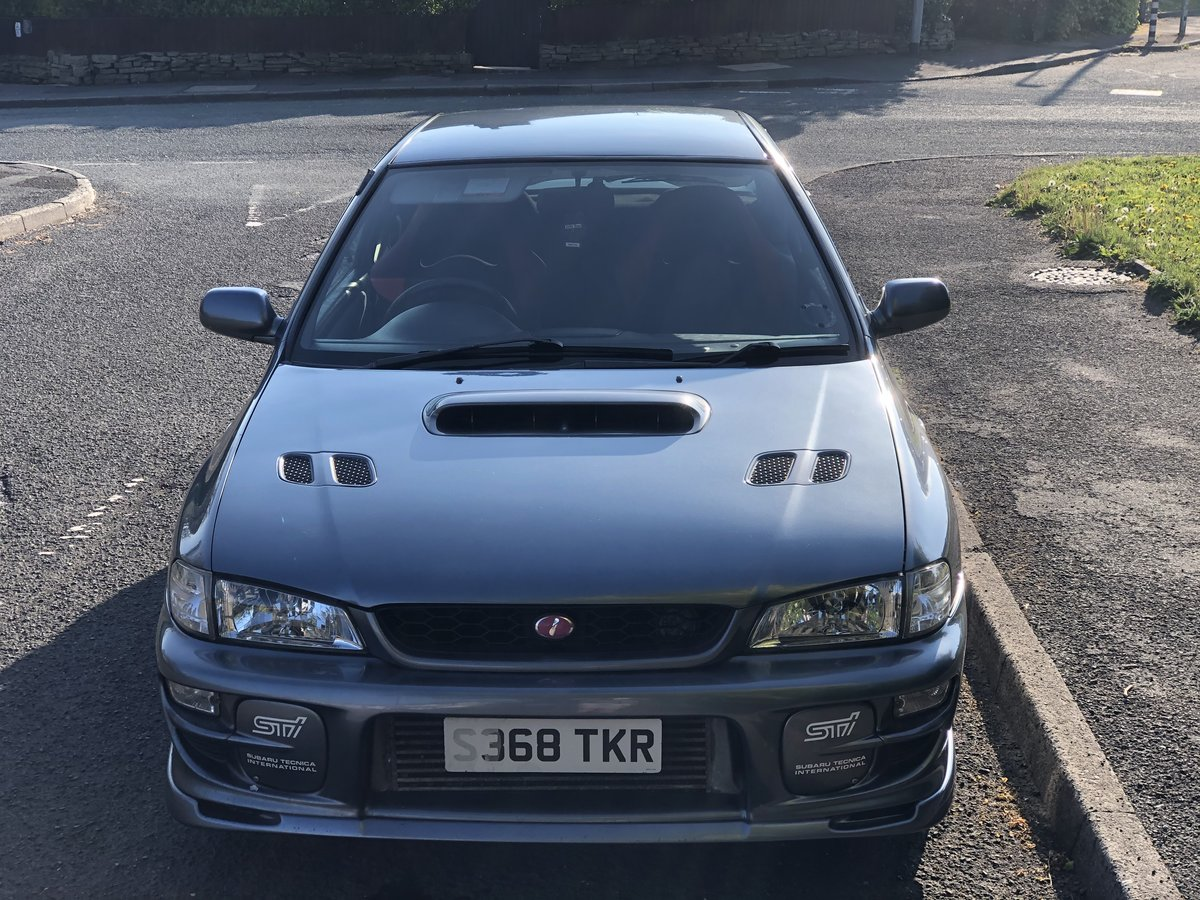 1998 Impreza Type R For Sale (picture 2 of 6)