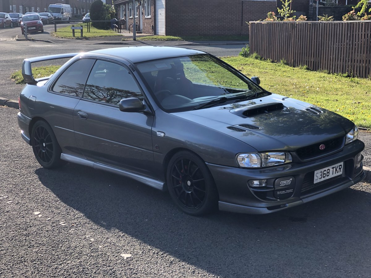1998 Impreza Type R For Sale (picture 3 of 6)