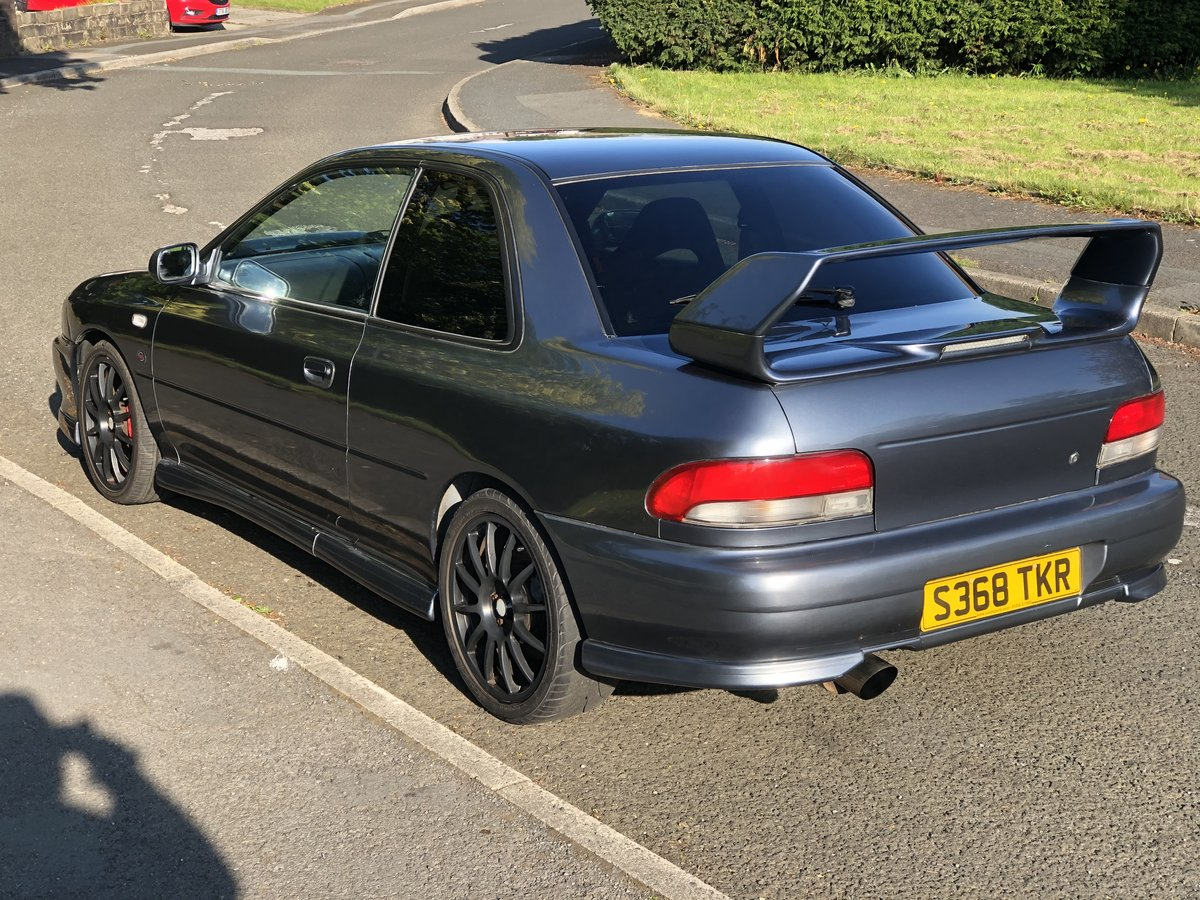 1998 Impreza Type R For Sale (picture 4 of 6)